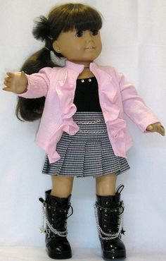 American Girl doll outfit  fits 18 dolls by NanaJerrisCreations,