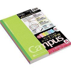 Kokuyo-Campus-Notebook-Semi-B5-6-mm-35Lines-X-30Sheets-Pack-of-5