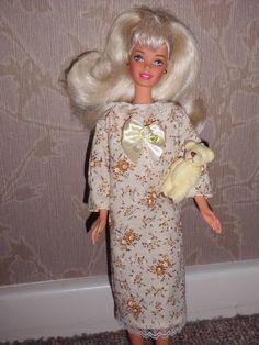 Homemade for Barbie.