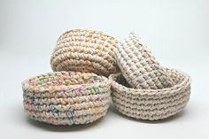 Check out this item in my Etsy shop https://www.etsy.com/listing/543170632/crochet-storage-basket-cotton-string