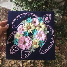 sea turtle graduation cap  beach graduation cap idea