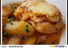 Kuřecí řízky v letní peřině Meat, Chicken, Food, Essen, Meals, Yemek, Eten, Cubs