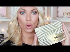 Urban Decay GWEN STEFANI Palette | Swatches & Review #UDxGwen - YouTube
