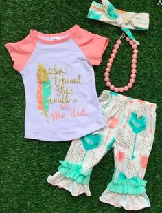 eec62fa9ca 2219 Best Baby Boutique Clothing images in 2019