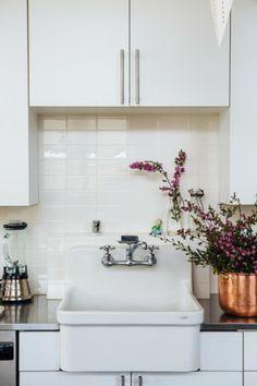 Binnenkijken in een loft waar de passies voor koken en design samenkomen Roomed | roomed.nl