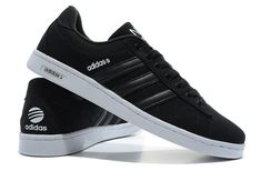 size 40 a6f9f 58388 Adidas Originals Campus Neo Canvas Casual Shoes Men Black White Budget In  Store