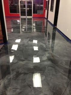Basement Flooring Ideas & Projects From DecorativeConcreteKingdom.com