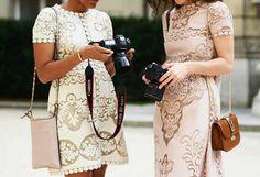 I want pretty: Street Style Fashion Week 2012