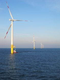 Havsvind.se - en blogg om havsbaserad vindkraft.