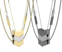 The Dipper Audio Necklace wearable tech