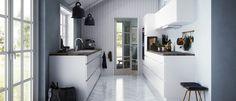 Tuo luonto keittiöön Kvikin Mano-keittiöllä. Yhdistä Mano-keittiö rustiikkiin puupöytään ja saavuta cooli skandinaavinen tyyli. Katso monet mahdollisuudet…