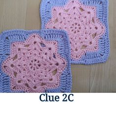 Ravelry: Project Gallery for Round Ripple Afghan Square pattern by Julie Yeager