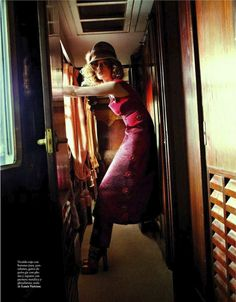 Coco Rocha by Xavi Gordo for Elle Spain September 2012