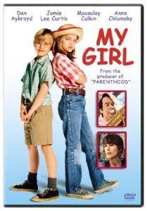 Amazon.com: My Girl: Anna Chlumsky, Macaulay Culkin, Dan Aykroyd, Jamie Lee Curtis, Richard Masur, Griffin Dunne, Ray Buktenica, Ann Nelson,...