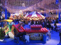 Winter WonderFest. Pinned by #CarltonInnMidway - www.carltoninnmidway.com