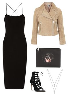 """""""Untitled #13"""" by tugowore ❤ liked on Polyvore featuring T By Alexander Wang, Michael Kors, Topshop, Givenchy and BCBGeneration"""