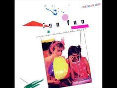 Fun Fun - Color My Love 1984 - YouTube