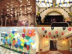 Balloons aren't just for parties – check out these imaginative promotional ideas from Balloonatics in Denver, Colorado.