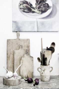 kitchen ware product styling