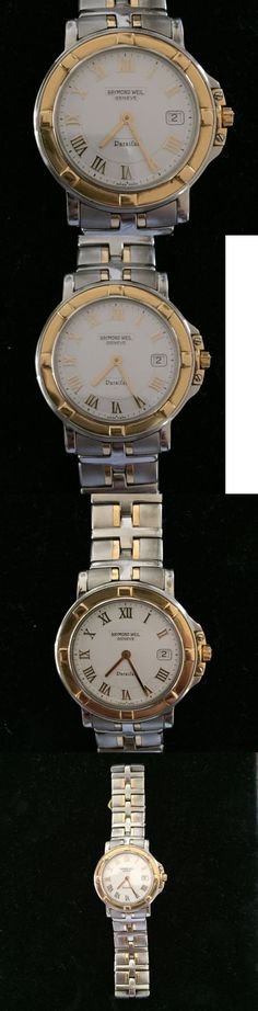Other Mens Jewelry 177770: Raymond Weil Men S Parsifal Swiss Made Quartz Watch -> BUY IT NOW ONLY: $725 on eBay!