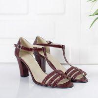 top-sandale-cu-toc-din-piele-naturala-5 Shoes, Fashion, Moda, Zapatos, Shoes Outlet, La Mode, Fasion, Footwear, Shoe