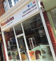 RussdalesGet a Quote - Russdales Quickstep Laminate, Amtico Spacia, Striped Carpets, Black Stairs, Black Runners, Alternative Flooring, Wood Repair, Floor Stain, Stair Rods