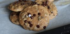 PaleOMG – Paleo Recipes – Sweet Potato Protein Chocolate Chip Cookies