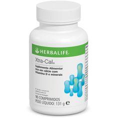 Xtra-Cal é um suplemento diário de cálcio que fornece mais de 100% da DDR deste nutriente, para manter ossos e dentes fortes. Rico em vitamina D, essencial para a absorção do cálcio e para um bom funcionamento muscular.