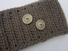 Crocheted Headwarmer Headband or Earwarmer by crochetedbycharlene, $15.00
