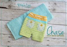 Newborn Board Shorts and Towel  Baby Photo by whimsylaneboutique, $35.00