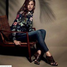 Hily Designs: Gucci Crucero 2015 una colección llena de encanto