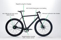 The ultimate electric bike for the urban commuter. It takes you further without breaking a sweat.   Crowdfunding is a democratic way to support the fundraising needs of your community. Make a contribution today!