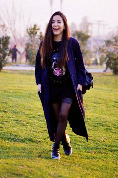 Duster coat #asos by FASHION IS MY GIRLFRIEND