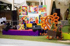 Mehendi Wedding Decor - Bollywood Style Posters for your Mehendi #mehendidecor #wedmegood