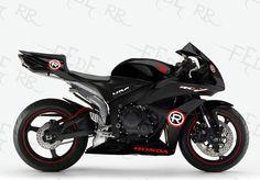Honda CBR600RR black paint scheme Speed Bike, Sportbikes, Paint Schemes, Cbr, Bike Life, Motogp, Motorbikes, Cars Motorcycles, Dream Cars