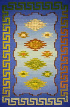 "Sarah Warren ""Seasons Pathay II"" tapestry"