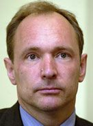 Tim Bernes Lee (1955-) Invented the world Wide web