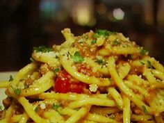 Ina Garten: Pasta Bolognese Video : Food Network - FoodNetwork.com
