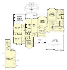 House Plan On The Drawing Board – Plan #1322