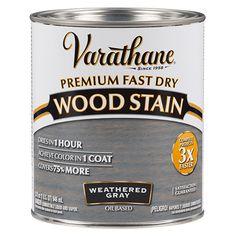 Varathane Fast Dry Oil Based Kona Wood Stain