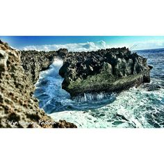 Waterblow bali waves coral