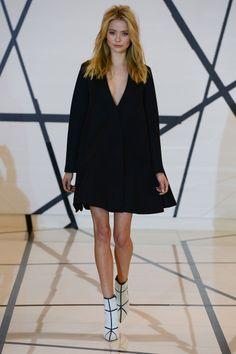 Défile Lisa Perry prêt-à-porter automne-hiver 2014-2015, New York #NYFW #Fashionweek