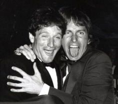 Robin Williams and John Ritter---Two of my favorite comedians. R.I.P guys...Thanks for making me LOL...