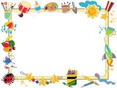Resultado de imagen para marco de boletines de preescolar