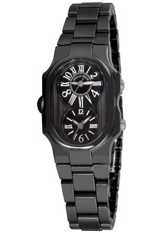 Price:$1183.00 #watches Philip Stein 1CBMBCB, The Philip Stein Natural Frequency Technology is delivered to wearers through a metal disk inside the watch that has been infused with key frequencies in a proprietary process. When worn on the wrist, the watch exposes frequencies to the biofield - which is the master energy field that regulates the body's functions - and informs the body to relax and become more resistant to stress.