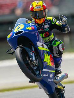 Maria Herrera GP Barcelone Moto3