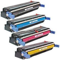 Refill Toner Hp Q5950A-Q5951A-Q5952A-Q5953A