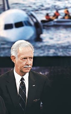 "Capt. ""Sully"" Sullenberger www.celebrity-direct.com 