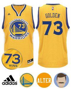e62dfa674e2 Men s 2016 Record Breaking Season Exclusive 73 Wins Gold Jersey. Stephen  Curry ShoesThompson Golden StateDurant ...