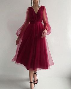 2020 party dress prom Gown – classygown Customized service and Rush order are available. *** Customers need to know : All of the dresses don't come Elegant Dresses, Pretty Dresses, Beautiful Dresses, Formal Dresses, Formal Knee Length Dresses, 1950s Dresses, Dresses Dresses, Dance Dresses, Vintage Dresses